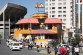 Pollos Copacabana restaurant in Bolivia — Photo