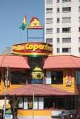 Pollos Copacabana restaurant in La Paz — Photo