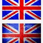 Flags of United Kingdom — Stock Photo #51826529