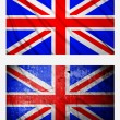 Flags of United Kingdom — Stock Photo #51826529
