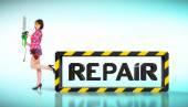 Repair — Stock Photo