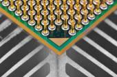 Microprocessor — Stock Photo