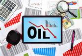 Oil sanctions — Stock Photo
