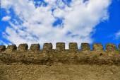 Wall at Akkerman fortress — ストック写真