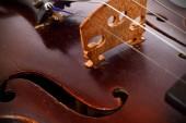 Violino vintage — Fotografia Stock