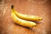 Old banana — Stock Photo