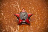 Order of the Red Star of the Great Patriotic War. May 9 - Victory Day — Foto Stock