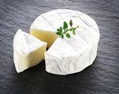 Camembert cheese. — Stock Photo