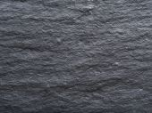 Rough graphite background. Closeup shot. — Stock Photo