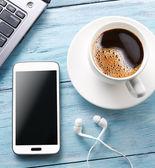 Coffee break. — Stock Photo