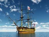 HMS Victory — Stockfoto