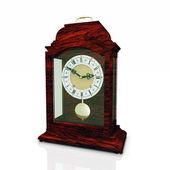 Pendulum clock — Stock Photo