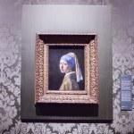 ������, ������: Johannes Vermeer Girl with pearl ring