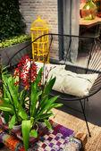 Lugar de jardim — Foto Stock