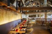 Stylová restaurace — Stock fotografie