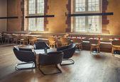стильный ресторан — Стоковое фото