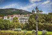 Panorama of  Baden Baden  — Stock Photo