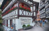 Streets by Petite - France in Strastbourg, France, July 2014  — Stock Photo