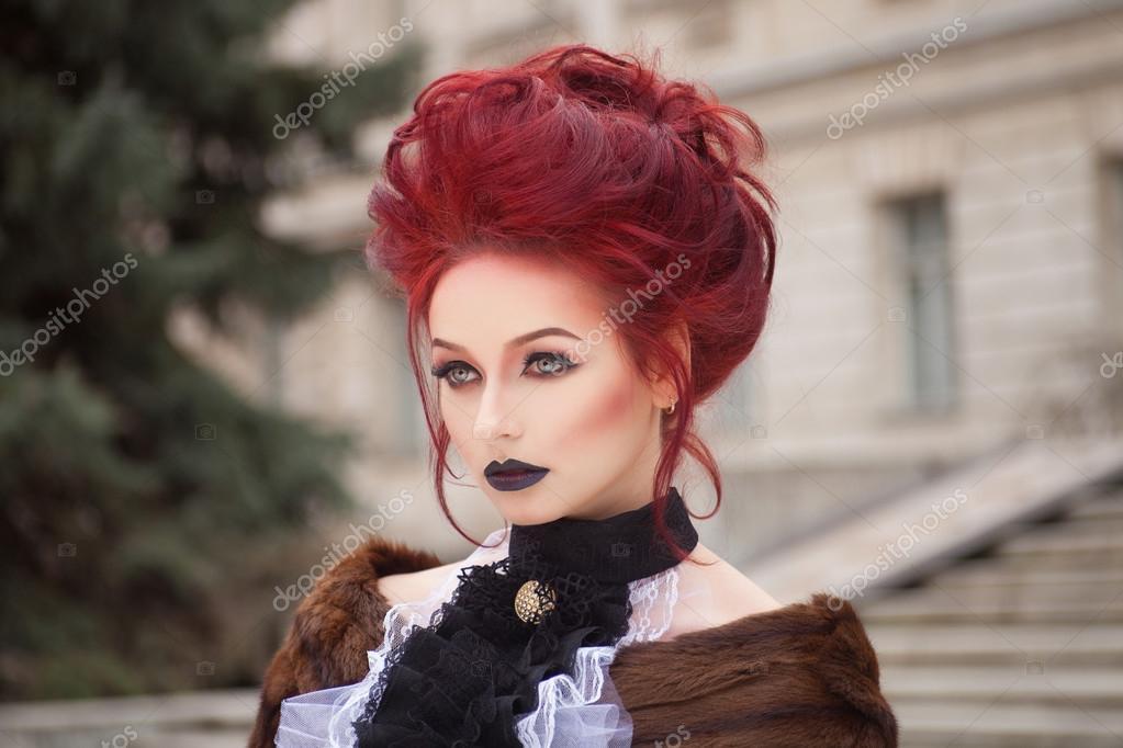 Sexy chica de pelo rojo Gratis Las mejores fotos de la