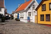 Stavanger Old Town — Stock Photo