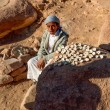Bedouin guy selling — Stock Photo #66867797