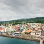 Постер, плакат: Dominica oceanfront views