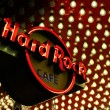 Las Vegas Hard Rock Cafe Sign — Stock Photo #56741621