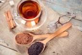 Dried tea — Stock Photo