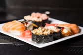 Rouleau de sushi — Photo