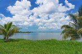Güzel tropikal peyzaj — Stok fotoğraf