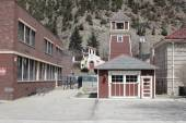 Idaho Springs Fire Department Station 1 — Stock Photo