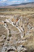 Roman temple — Stock Photo