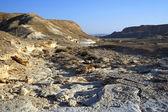 Wide wadi — Stock Photo