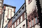 Architecture of Frankfurt on the Main — Stock Photo