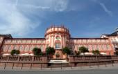 Wiesbaden sarayda Biebrich — Stok fotoğraf