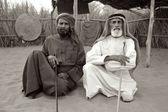 Two Arab Elders — Stock Photo