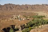 Wadi Madbah in Oman — Stock Photo