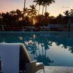 Art Hawaiian Vacation Sunset Concept — Stock Photo #64226153
