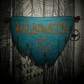 Halloween background — Stock vektor
