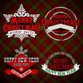Christmas design — Stock Vector