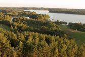 Paisagem lituana — Fotografia Stock