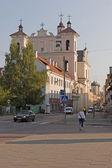 Franciscan Church — Stock Photo