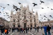 ミラノ大聖堂 — ストック写真