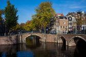 Amsterdam architecture — Stock Photo