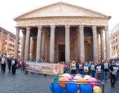 Panthéon de rome — Photo