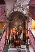 Ons' Lieve Heer op Solder Church — Stock Photo