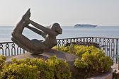 Скульптура дуги — Стоковое фото