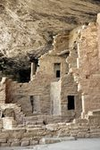 Cliff Dwelling — Stock Photo