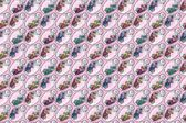 Rosa caramelo — Foto de Stock