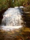 Long Creek Falls Appalachian Trail — Stock Photo